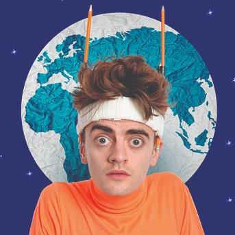 Comedy Club 4 Kids - Luke Rollason