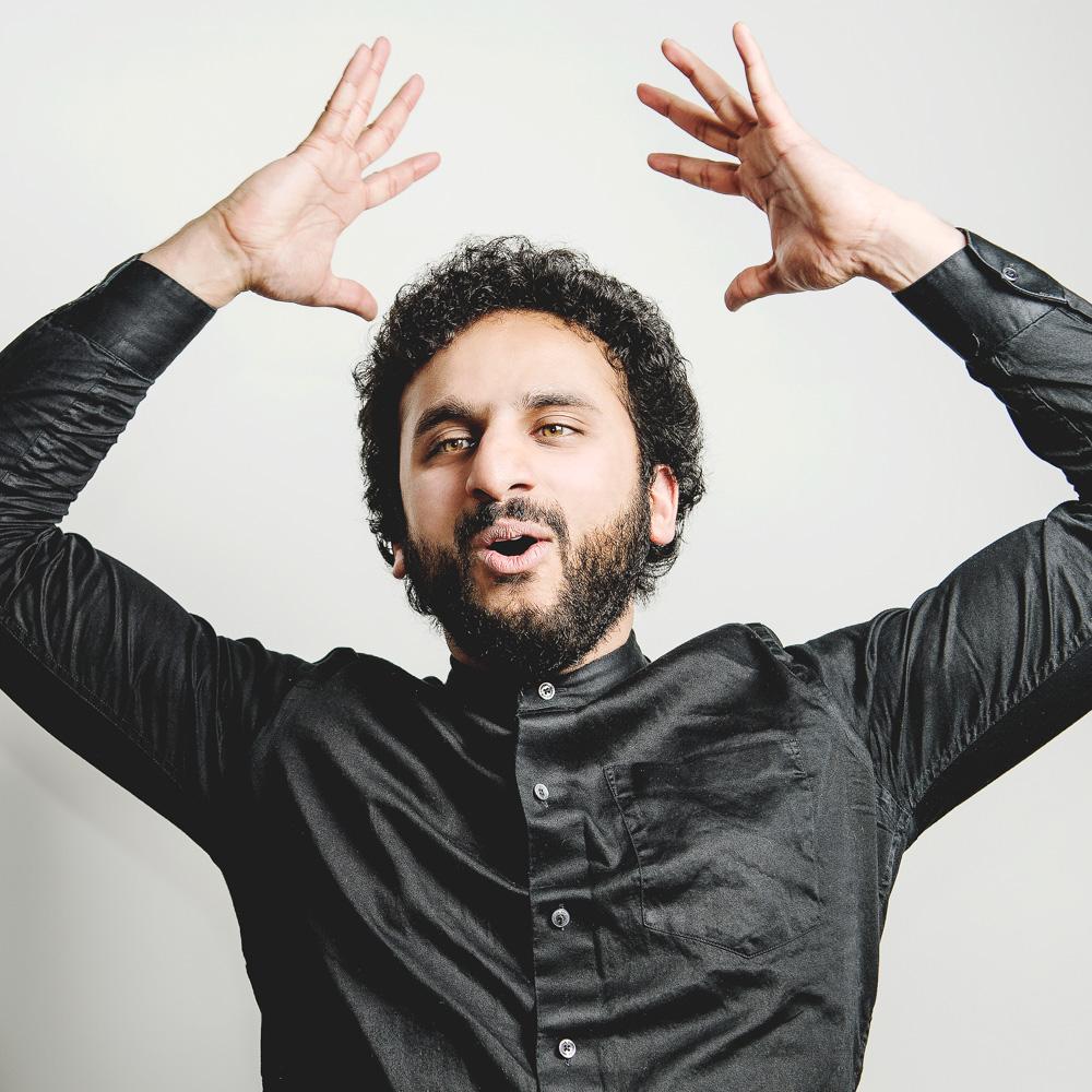 Comedy Club 4 Kids - Nish Kumar
