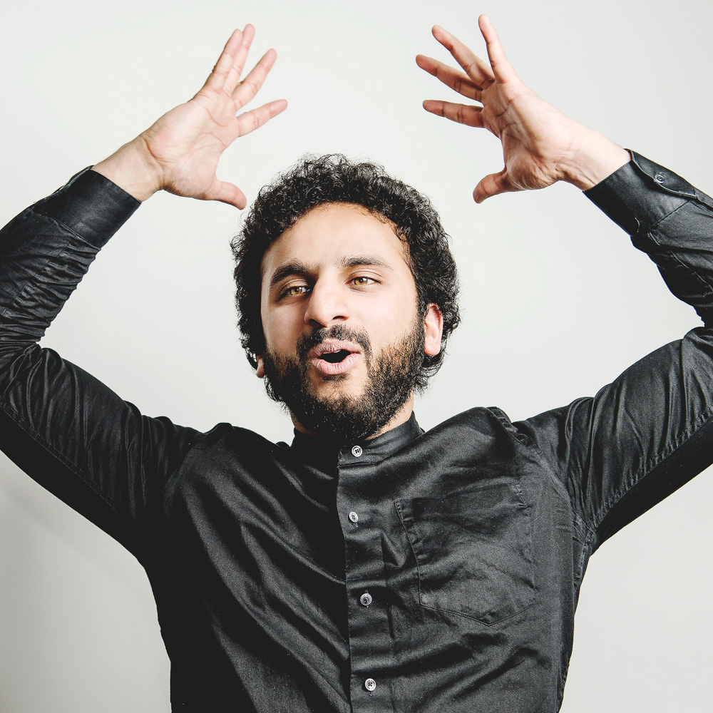 Comedy Club 4 Kids - Nish Kumar