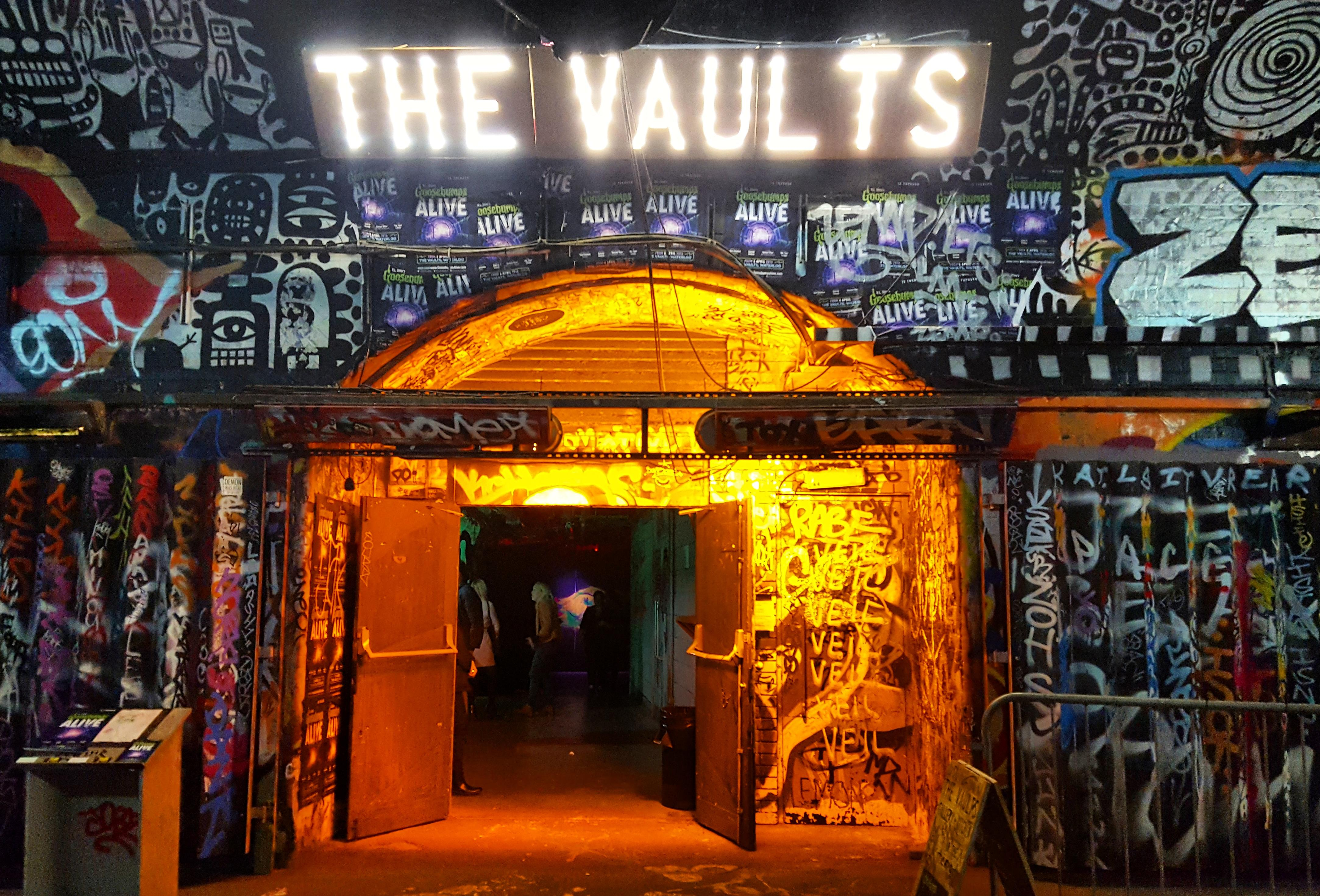 The Vaults, London