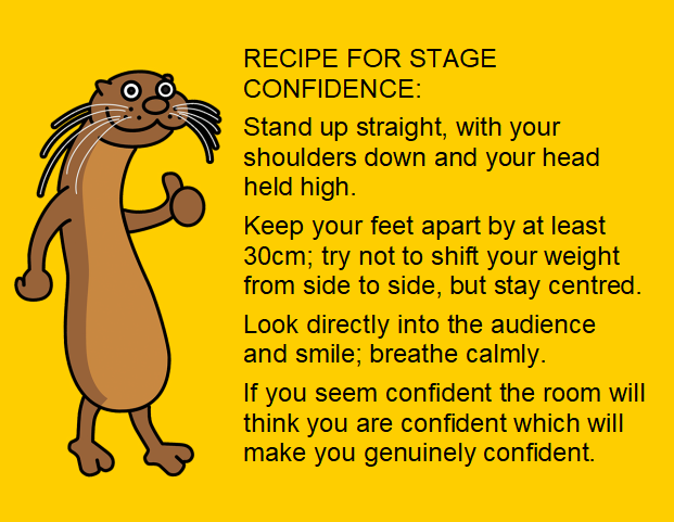 stage-confidence